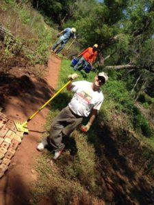 Trail Workers