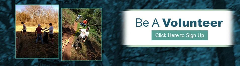 Be A Volunteer Slide